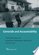 Genocide and Accountability