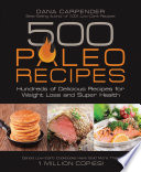 500 Paleo Recipes Book PDF
