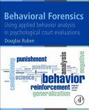 Behavioral Forensics