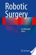 Robotic Surgery Book PDF