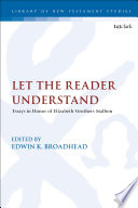 Let the Reader Understand Book