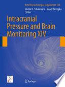 Intracranial Pressure and Brain Monitoring XIV Book