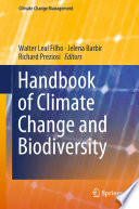 Handbook of Climate Change and Biodiversity Book