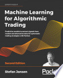 Machine Learning for Algorithmic Trading