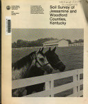 Soil Survey of Jessamine and Woodford Counties, Kentucky