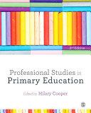 Professional Studies in Primary Education Pdf/ePub eBook