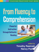 From Fluency to Comprehension Book PDF