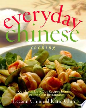 Download Everyday Chinese Cooking Free Books - Dlebooks.net