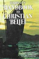 Eerdmans  Handbook to Christian Belief
