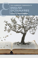 The Cambridge Companion to English Dictionaries