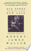 Old Songs in a New Cafe Book