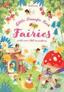 Fairies Transfer Activity Book