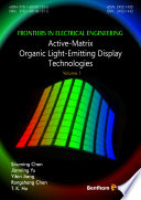 Active-Matrix Organic Light- Emitting Display Technologies