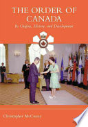 The Order of Canada Book