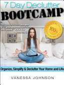 The 7 Day Declutter Bootcamp ebook
