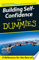 """Building Self-Confidence for Dummies"" by Kate Burton, Brinley Platts"