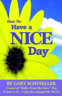 How To Have A Nice Day Book PDF