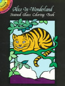 Alice in Wonderland Stained Glass Coloring Book ebook