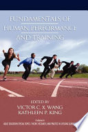 Fundamentals of Human Performance and Training