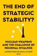 Pdf The End of Strategic Stability? Telecharger