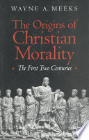 The Origins of Christian Morality