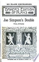 Joe Simpson s Double