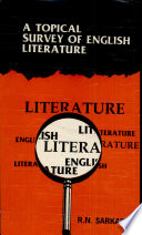 A Topical Survey of English Literature