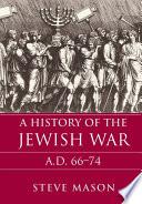A History of the Jewish War