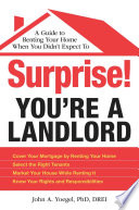 Surprise! You're a Landlord Online Book