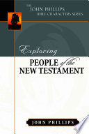 Exploring People Of The New Testament Book PDF