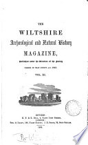 The Wiltshire archeological and natural history magazine