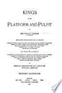 Kings of the Platform and Pulpit Book