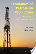 Economics of Petroleum Production: Value and worth