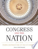 Congress and the Nation 2013 2016  Volume XIV