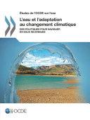 Études de l'OCDE sur l'eau L'eau et l'adaptation au changement climatique Des politiques pour naviguer en eaux inconnues ebook