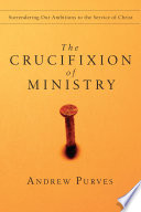 The Crucifixion of Ministry Book