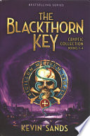 The Blackthorn Key Cryptic Collection Books 1-4