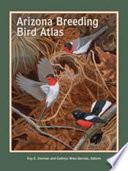 The Arizona Breeding Bird Atlas Book