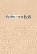 Designing a Book