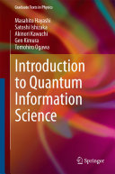 Pdf Introduction to Quantum Information Science Telecharger