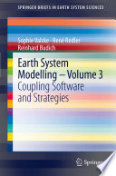 Earth System Modelling - Volume 3