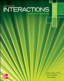 Interactions Access Listening Speaking Student Book