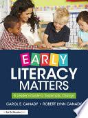 Early Literacy Matters