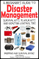 A Beginner's Guide to Disaster Management Pdf/ePub eBook