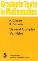 Several Complex Variables [Pdf/ePub] eBook