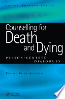 Counselling For Death And Dying