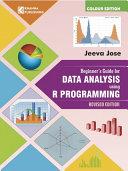 Beginner s Guide for Data Analysis using R Programming