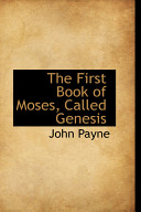 The First Book of Moses, Called Genesis