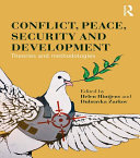 Conflict, Peace, Security and Development