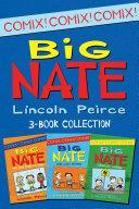 Big Nate Comics 3-Book Collection